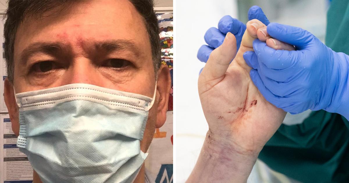 Ce médecin en soins intensifs dit que ceux qui enfreignent les règles du COVID-19 «ont du sang sur les mains»