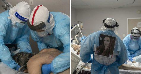 10 photos qui montrent la réalité de la COVID-19 dans les hôpitaux