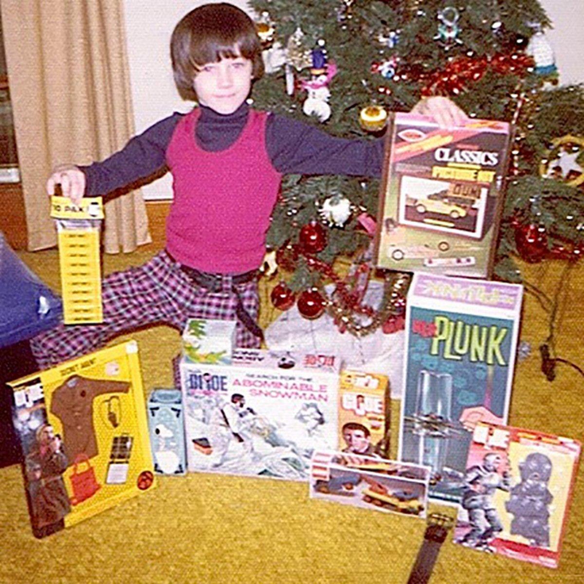 22 cadeaux de Noël les plus populaires des années 1980 et 1990