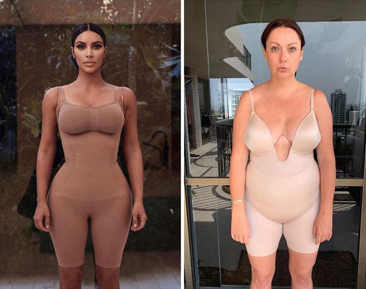 Cette femme continue d'imiter les poses de célébrités et ses parodies sont mieux que les photos originales