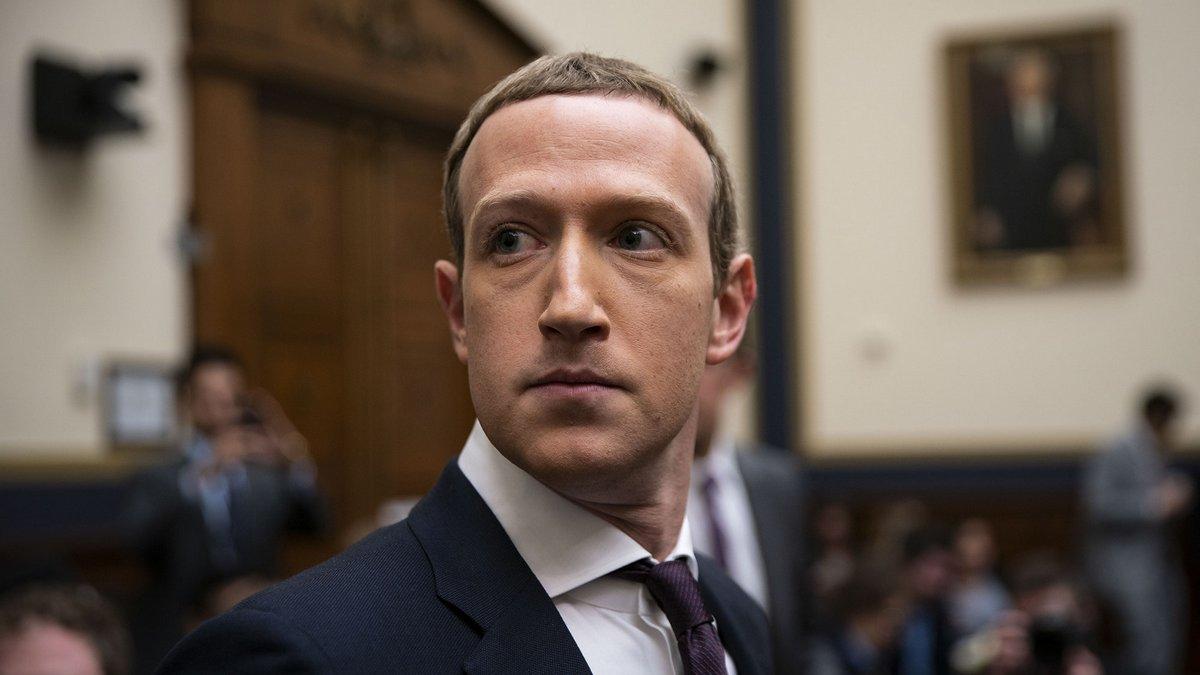 Mark Zuckerberg vient de bloquer indéfiniment les comptes Facebook et Instagram de Donald Trump pour incitation à la violence