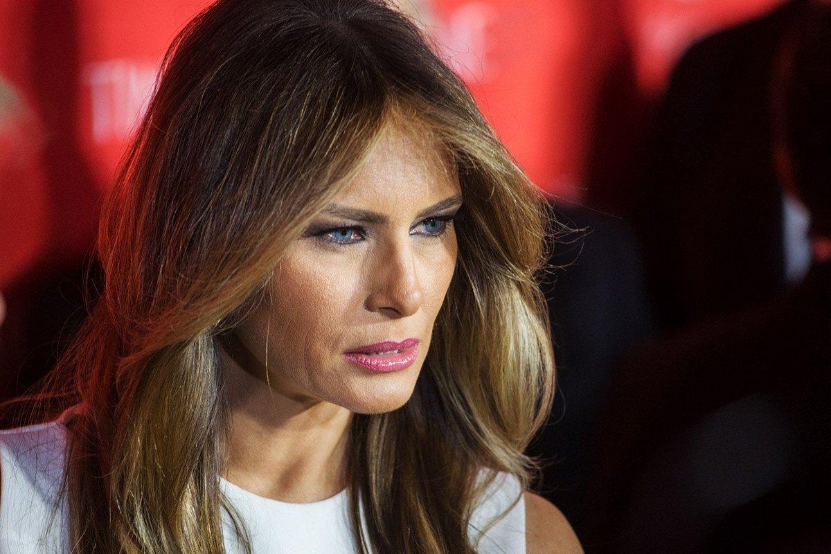 Melania Trump est la première dame la plus impopulaire de l'histoire