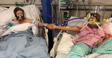 Une femme partage une photo d'elle et de sa mère prise à l'hôpital 24 heures avant sa mort