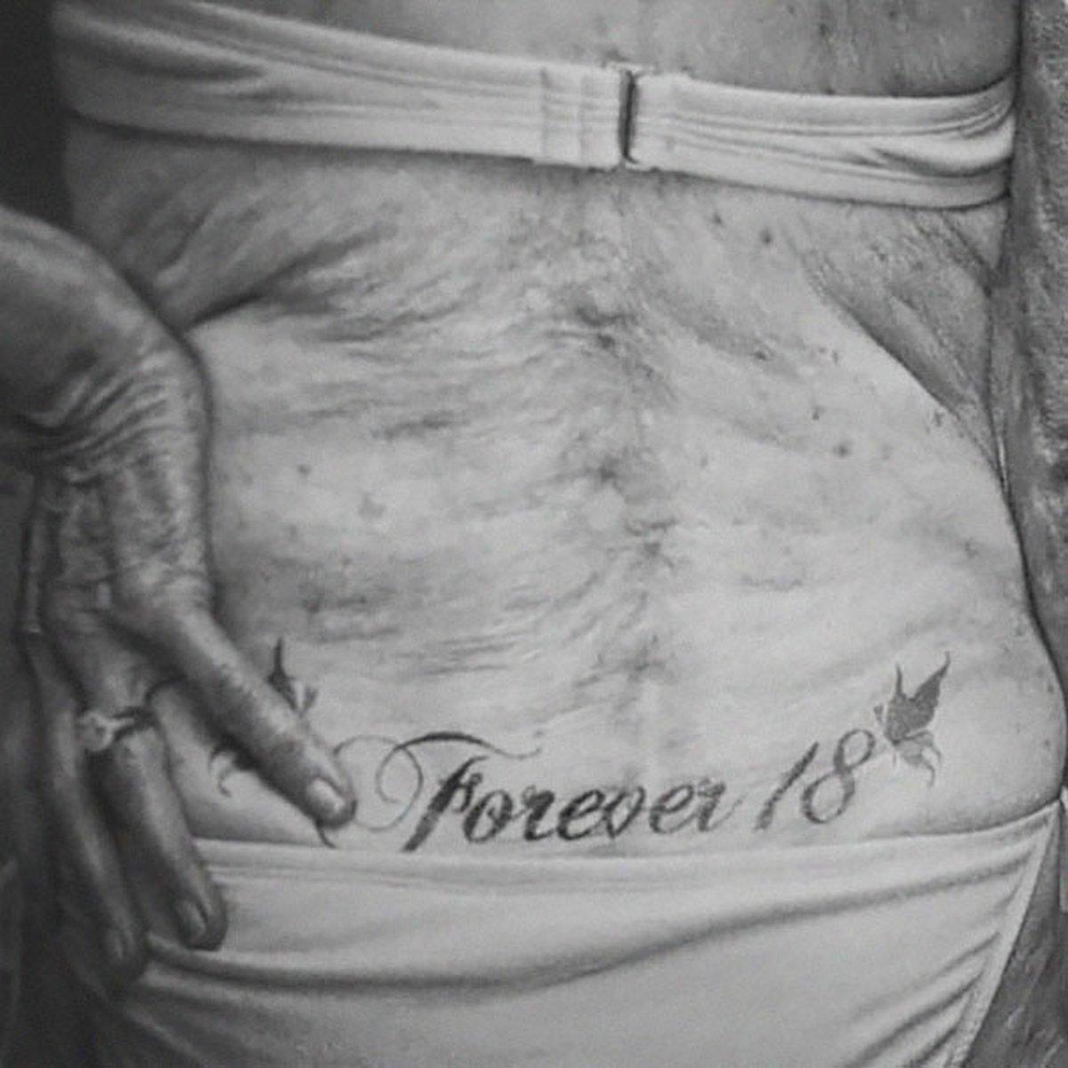 22 personnes âgées tatouées répondent à la question éternelle: à quoi ressembleront vos tatouages à 60 ans