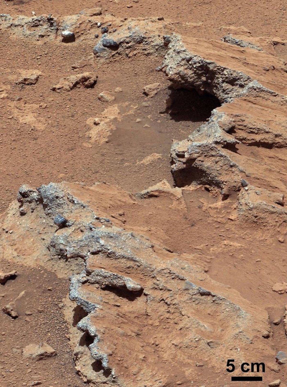Le rover Curiosity de la NASA est sur Mars depuis plus de 8 ans et voici ses 22 plus belles photos