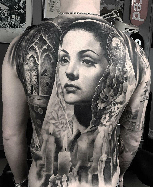 22 tatouages fascinants par un artiste suédois spécialisé dans le réalisme noir et gris ! Par Karine Larcher (Ipnoze) Tatouages-realistes-noir-gris-mrtstucklife-004