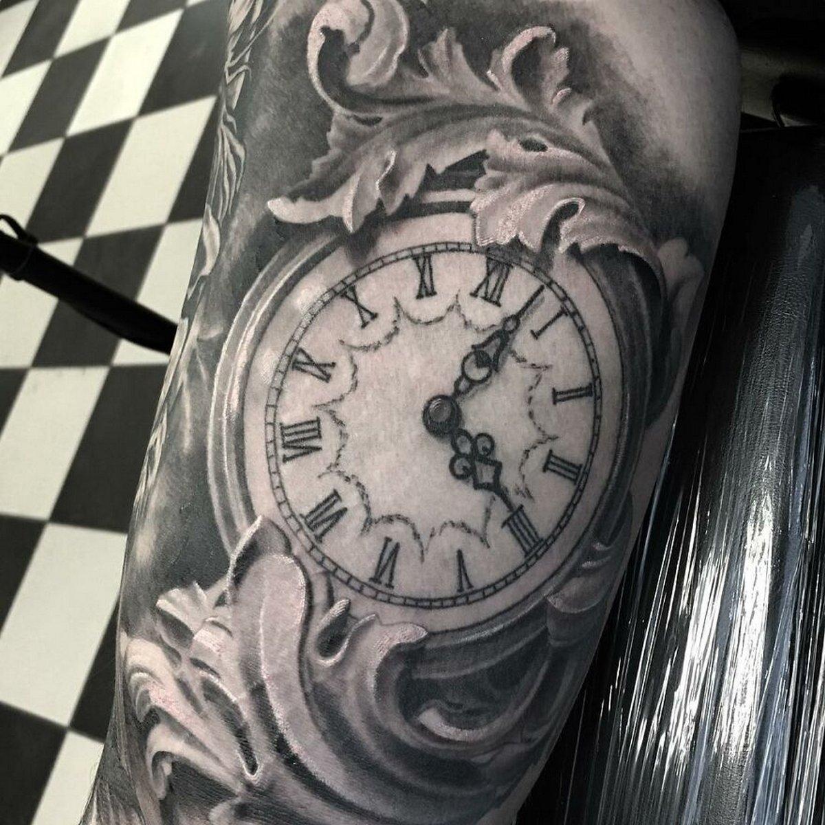 22 tatouages fascinants par un artiste suédois spécialisé dans le réalisme noir et gris ! Par Karine Larcher (Ipnoze) Tatouages-realistes-noir-gris-mrtstucklife-032