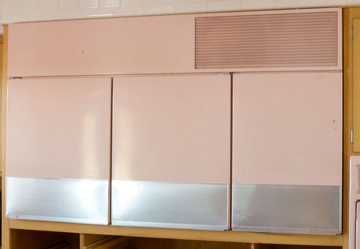 Cette cuisine de 1956 a été laissée intacte pendant 50 ans