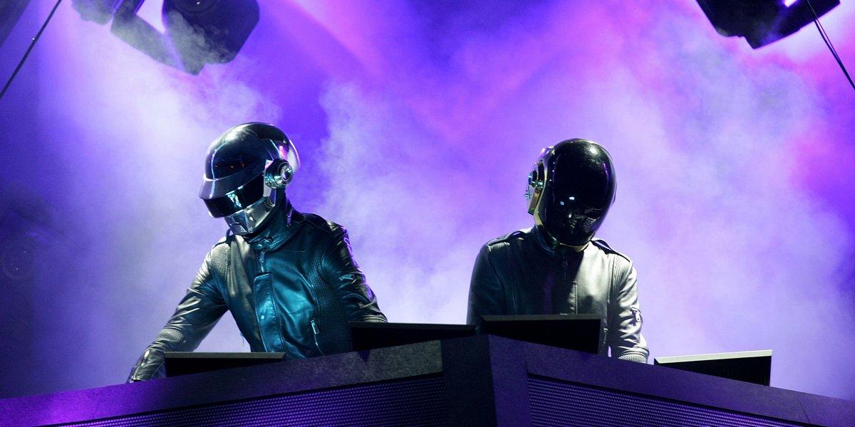 Daft Punk se sépare après 28 ans