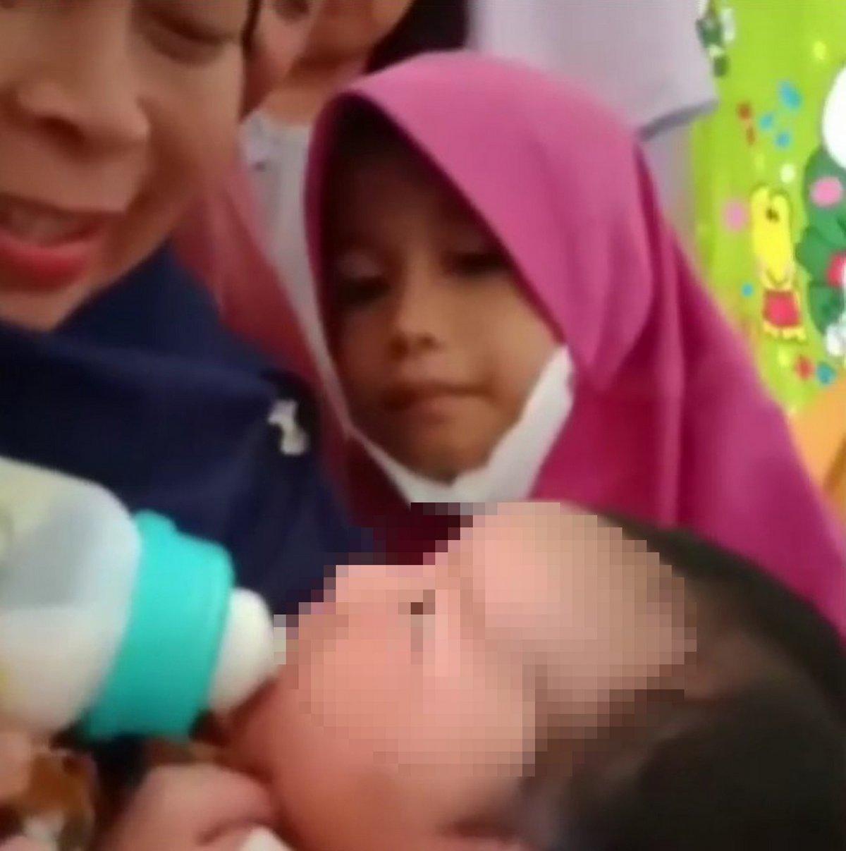 La police a ouvert une enquête après qu'une femme a déclaré qu'un «coup de vent» l'a mise enceinte