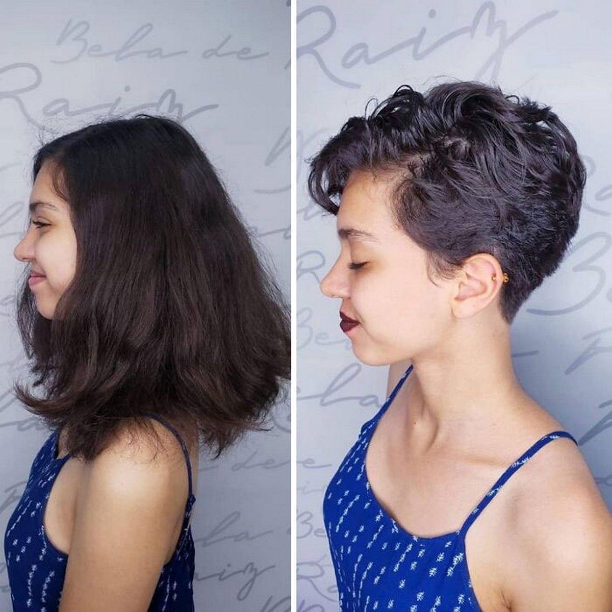 Ces coupes courtes prouvent que les cheveux longs ne sont pas toujours mieux