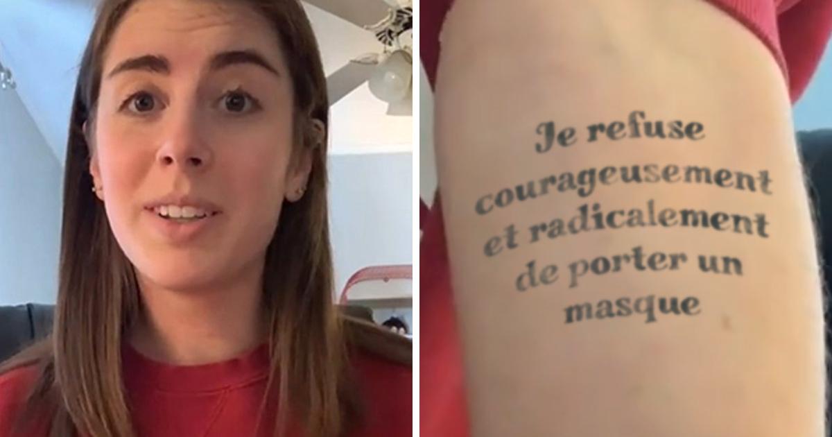 «Quel est le tatouage le plus stupide que vous avez jamais eu?» – 22 personnes montrent les leurs