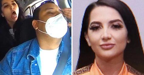 Une femme qui a toussé sur un chauffeur Uber et lui a arraché son masque a été accusée