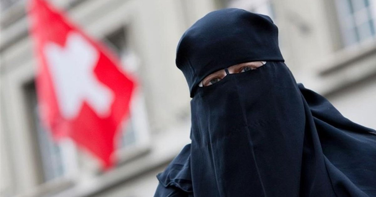 La Suisse va interdire aux femmes musulmanes de porter la burqa dans les lieux publics