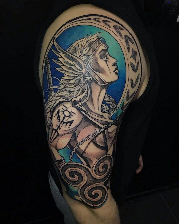 Voici des tatouages vikings qui déchirent