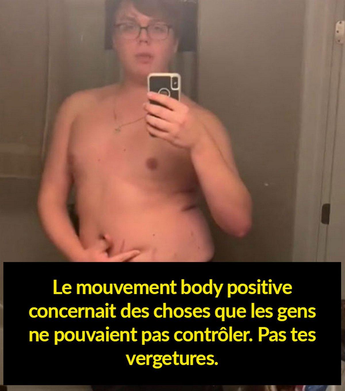 «Il n'y a rien de positif là-dedans» : cet homme explique pourquoi les gens ne devraient pas glorifier les corps en surpoids