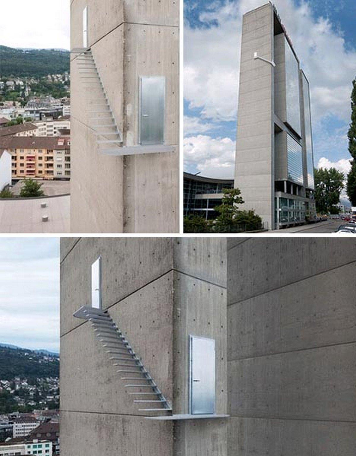 Le compte Twitter «Architecture maudite» présente le meilleur du pire