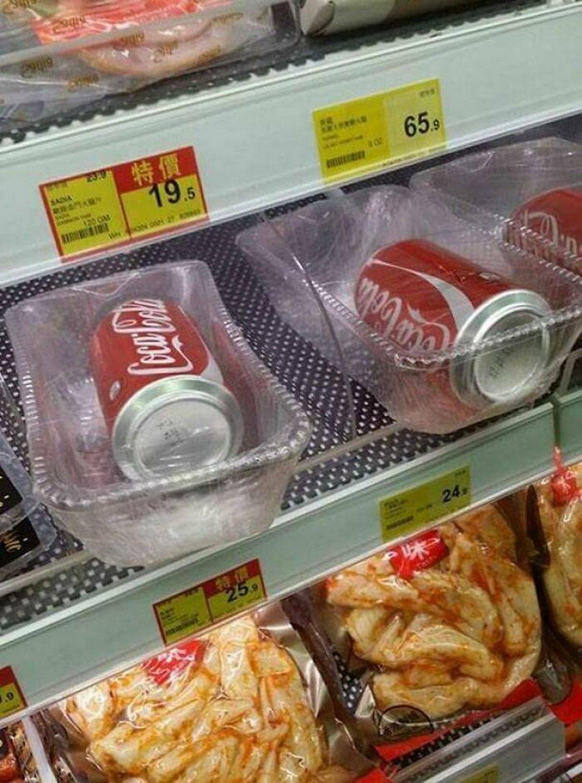 Ces emballages alimentaires sont si pourris que les gens n'ont pas pu rester silencieux