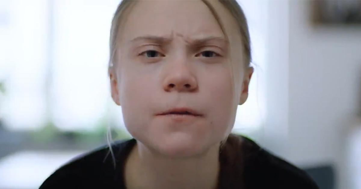 Greta Thunberg dit que la planète est peut-être «f*utue»
