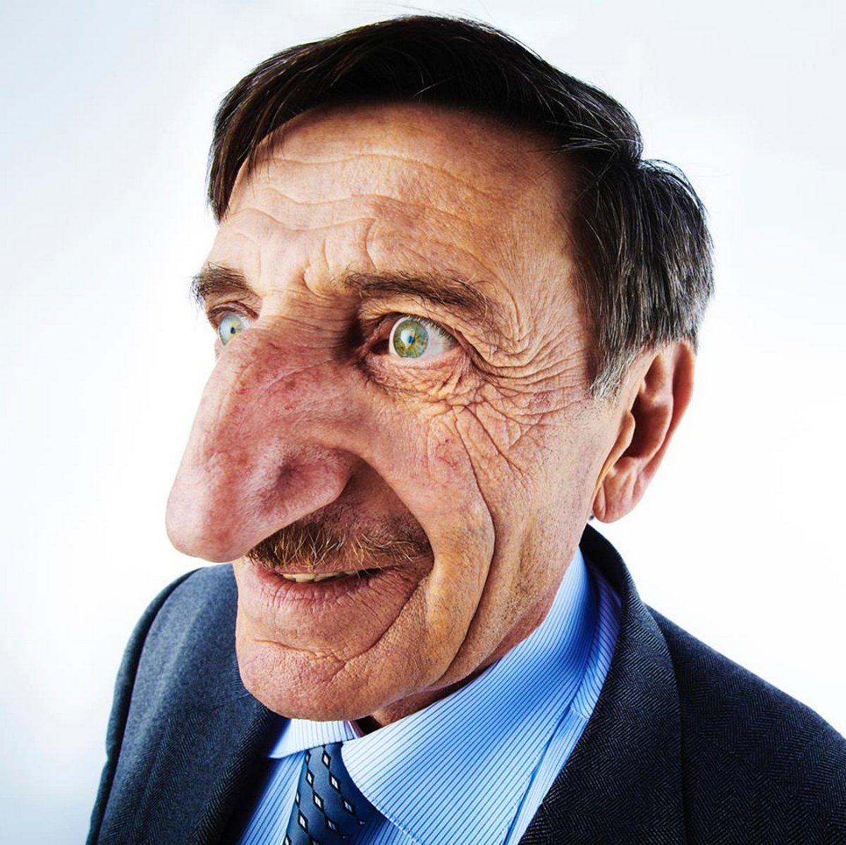 Les hommes ayant un grand nez ont tendance à avoir un plus grand pénis, selon une étude