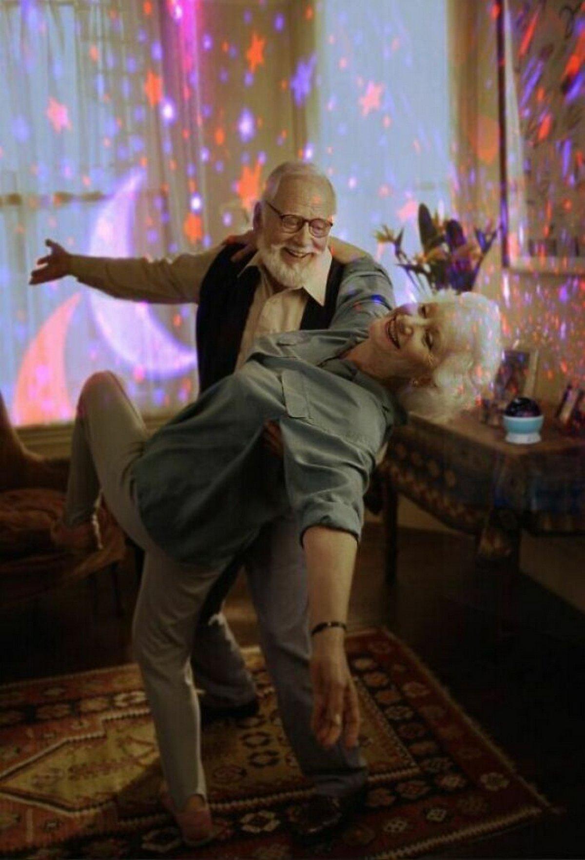 Ces personnes âgées qui déchirent sont la quintessence de la coolitude