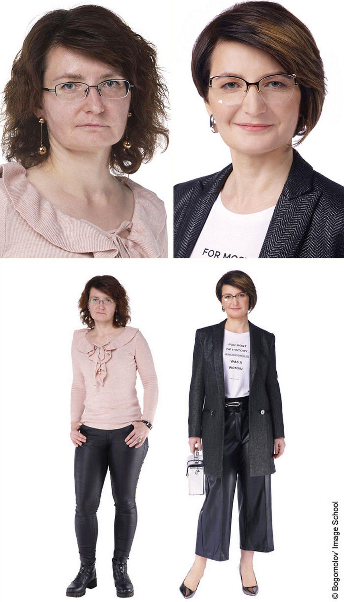 Ces transformations incroyables montrent comment des gens ordinaires peuvent radicalement améliorer leur look
