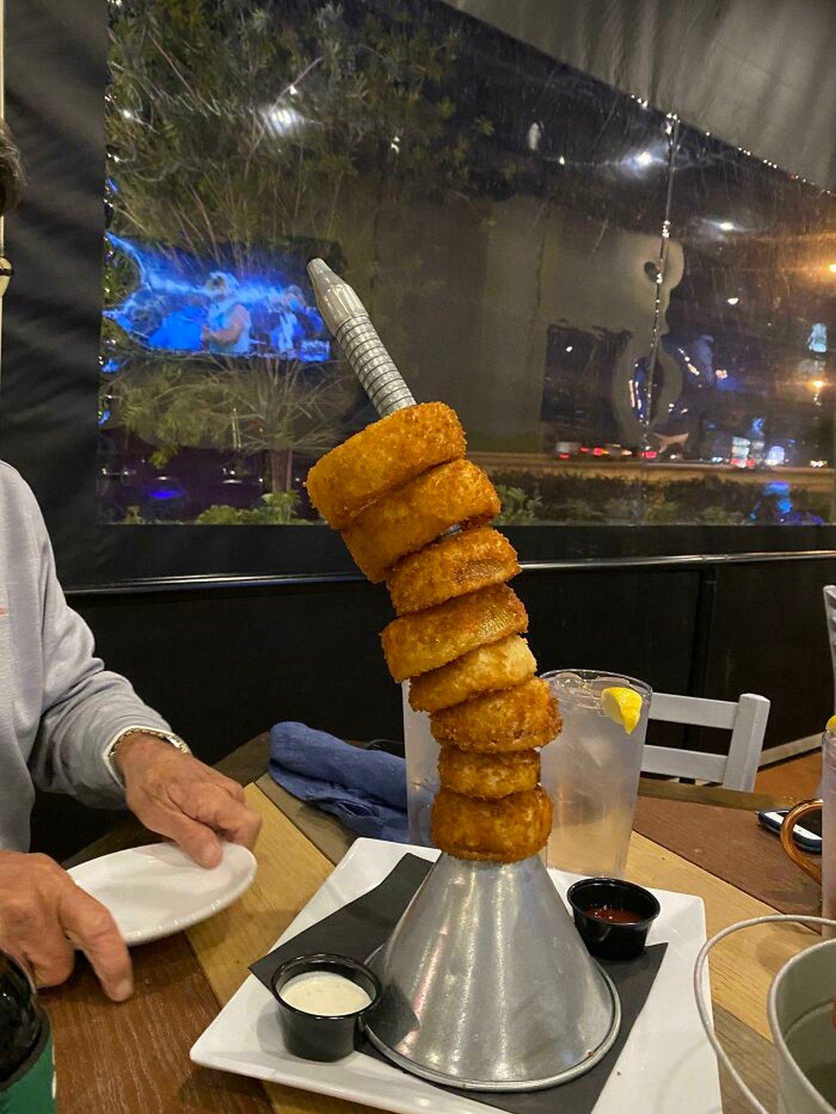 Ces gens ont obtenu les plats les plus ridicules de l'industrie de la restauration