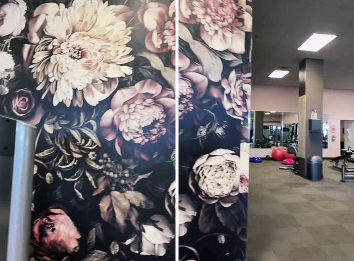Cette salle de sport de rêve réservée aux filles est remplie de détails bien pensés, mais certains disent que c'est de la «ségrégation»
