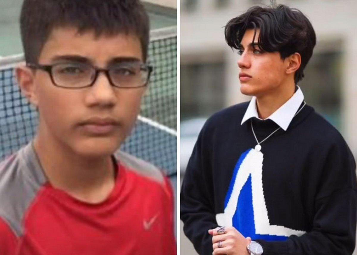 «La puberté vous a beaucoup affecté?» : 22 personnes qui ont participé à ce nouveau défi et ont partagé leurs photos