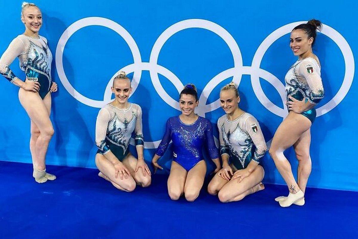 Les gymnastes allemandes prennent position contre la sexualisation en portant des combinaisons plutôt que leurs anciennes tenues révélatrices