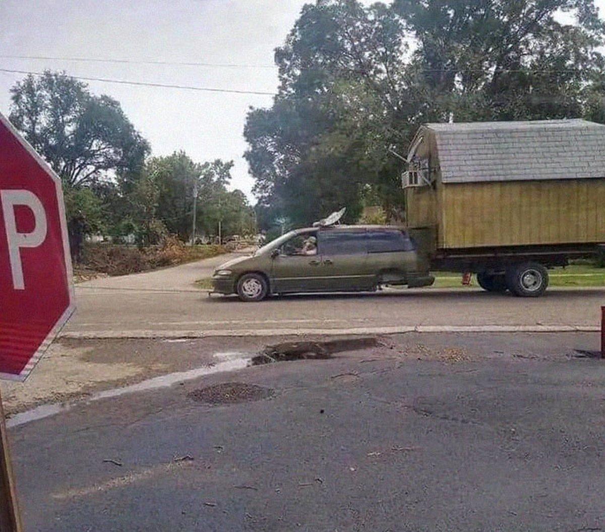 Voici les meilleurs exemples de mauvais conducteurs