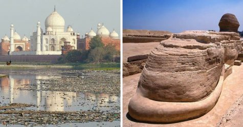Des gens partagent des «angles alternatifs» d'événements et de lieux emblématiques de l'histoire