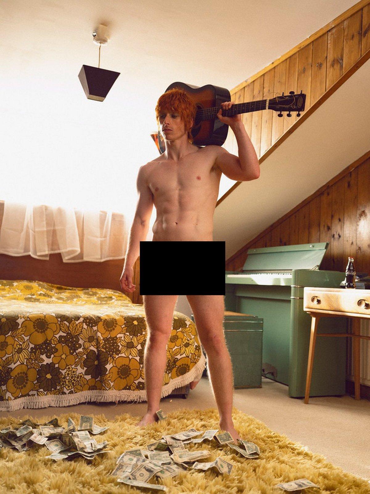 Des hommes roux recherchés pour poser nus pour le calendrier Red Hot 2022