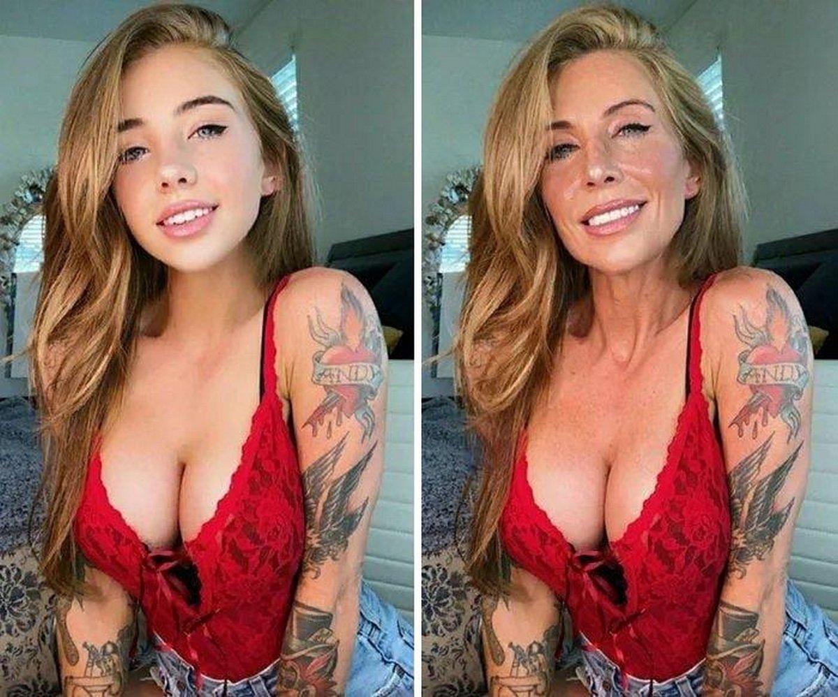 Des gens ont remarqué des instagrammeurs qui modifiaient tellement leurs photos qu'ils les ont démasqués en ligne