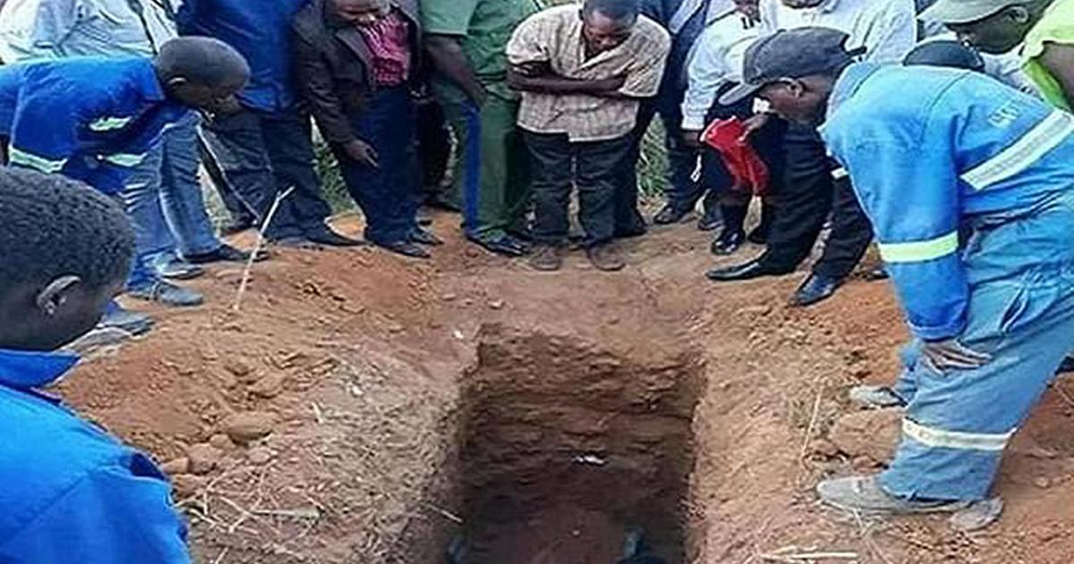 Un pasteur africain est mort en essayant de recréer la résurrection de Jésus