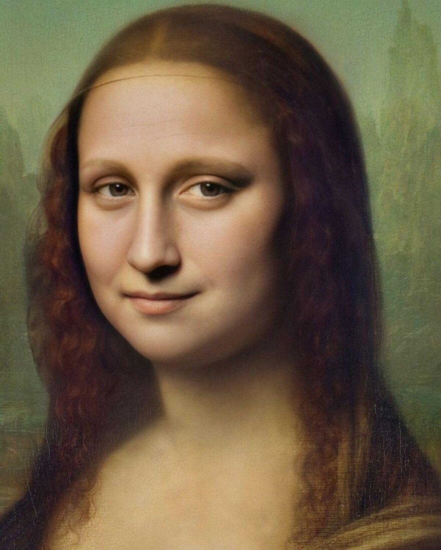Cet artiste nous montre à quoi ressemblaient «vraiment» certains personnages historiques célèbres