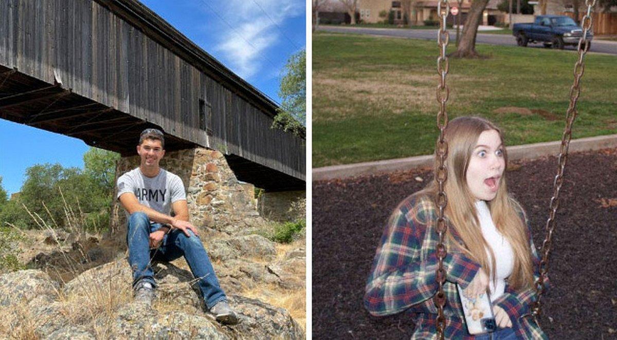 Voici des photos hilarantes prises par des petites amies vs celles prises par leurs petits amis