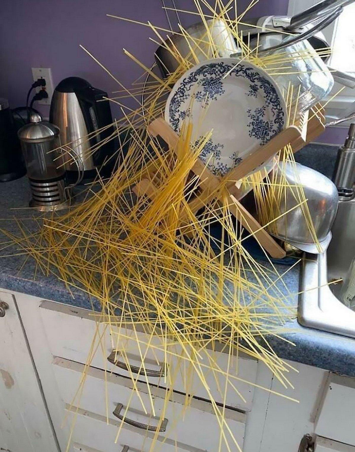 Ces gens ont échoué si lamentablement en cuisine qu'ils ont décidé de partager les photos en ligne