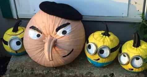 Ces gens ont porté la sculpture de citrouilles d'Halloween à un autre niveau