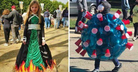 Ces enfants ont triomphé à Halloween