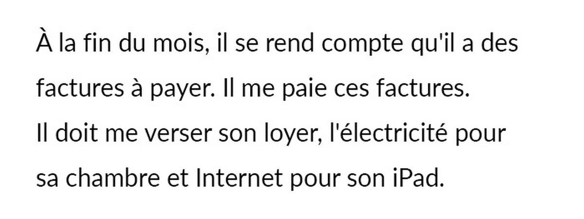 «Il paie son loyer, l'électricité pour sa chambre et Internet» : une mère fait payer le loyer et les factures à son enfant de 7 ans et divise les internautes