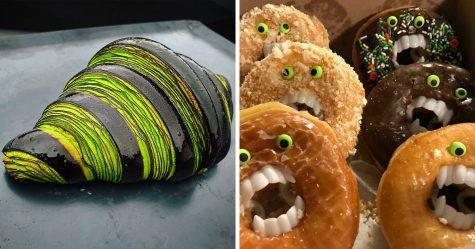 Ces mets sur le thème d'Halloween sont trop effrayants pour être mangés